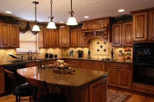 Custom Kitchen and Bath Design and Construction