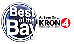K2GC construction company featured on Kron 4's Best of the Bay